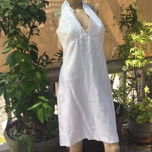 Linen Dress, Laundry by Shelli Segal